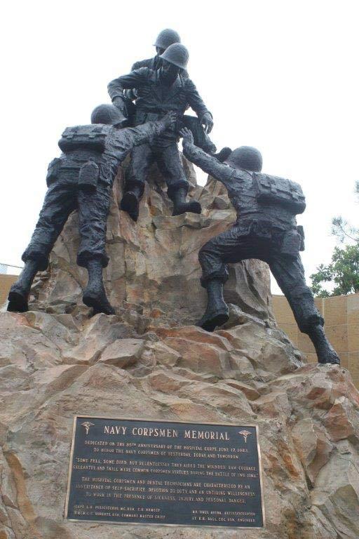 Corpsman Memorial